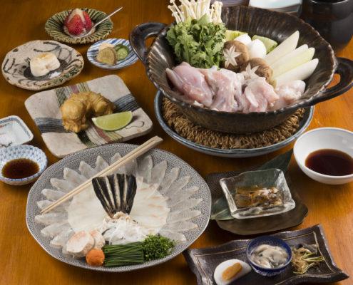 【忘年会のご予約受付中】代々木高瀬のふぐ料理で平成最後の忘年会を